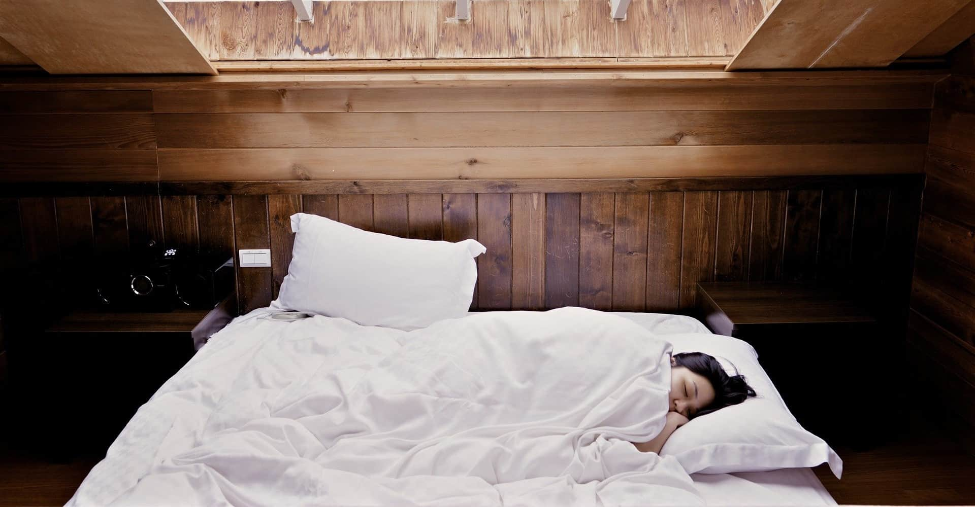 Wie kann ich gut schlafen?